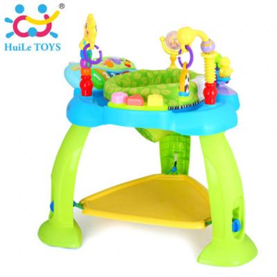 Huile Toys - เก้าอี้หัดเดิน Mutifunction Baby Jumping Chair