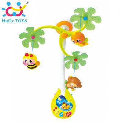 Huile Toys - โมบายดนตรี Infant Developmental