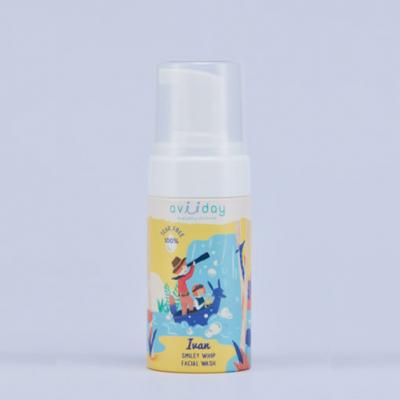 Aviiday ผลิตภัณฑ์วิปโฟมทำความสะอาดผิวหน้า Avii Ivan Smiley Whip Wash 100 ml.