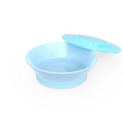 Twistshake - ชามพร้อมฝาปิด Bowl