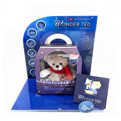 Wonder TED อุปกรณ์ป้องกันคลื่นแม่เหล็กไฟฟ้าจากโทรศัพท์มือถือ