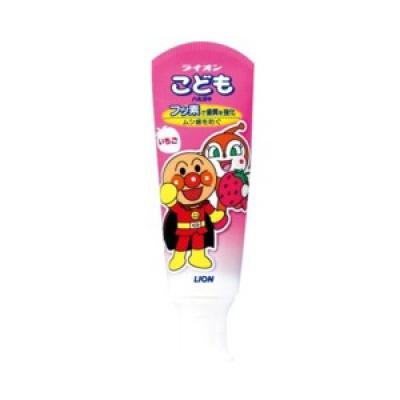 Anpanman ยาสีฟันสำหรับเด็ก