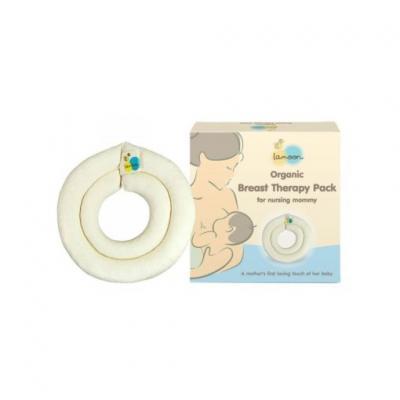 Lamoon แผ่นประคบหน้าอก สำหรับคุณแม่ให้นมบุตร Lamoon Breast Therapy