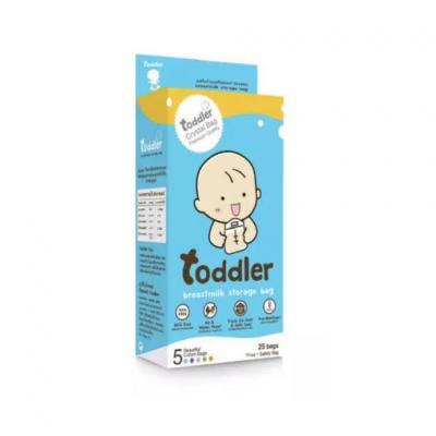 TODDLER-ถุงเก็บน้ำนมแม่ 7 สี 28 ซอง (9 ออนซ์)