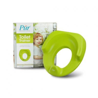 PUR ฝารองนั่งชักโครกเด็ก Toilet Trainer
