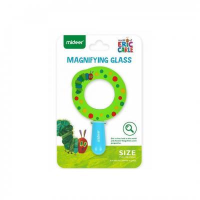 Mideer แว่นขยาย-ลายน้องหนอน Meagnifying Glass-Caterpillar