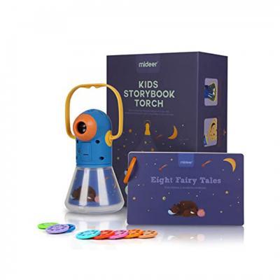 Mideer โคมไฟเล่านิทาน Kids Storybook Torch-Lantern
