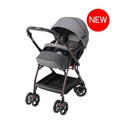 รถเข็นเด็กแรกเกิด Aprica รุ่น Optia Cushion Premium