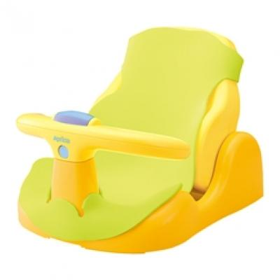 อ่างอาบน้ำ Aprica รุ่น Bath Chair สีเหลือง