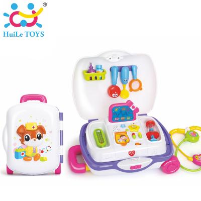 Huile Toys - ชุดกระเป๋าคุณหมอ Doctor Suitcase