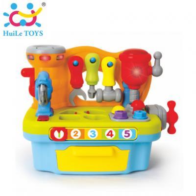 Huile Toys - ชุดเครื่องมือช่าง Little Artisan Game Workshop