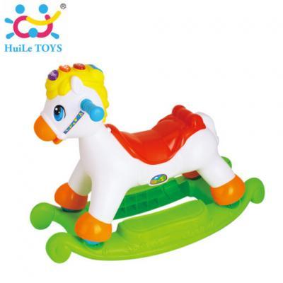 Huile Toys - ม้าโยก Happy Rocking Pony