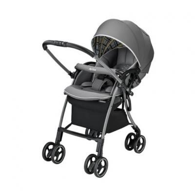 รถเข็นเด็กแรกเกิด Aprica รุ่น Luxuna Cushion (สมาชิกลดเพิ่ม 5%)