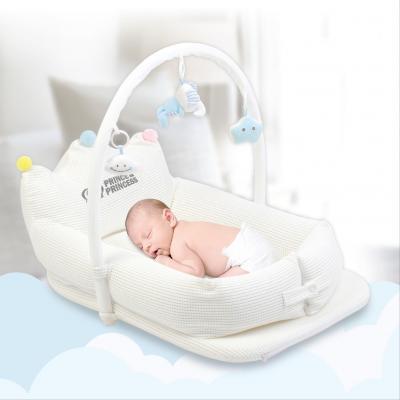 เบาะนอนทารก Baby Crown Nest - Prince & Princes