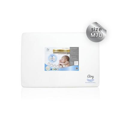 Airy O2 เบาะนอนหายใจผ่านได้สำหรับทารก ไซส์ M/70