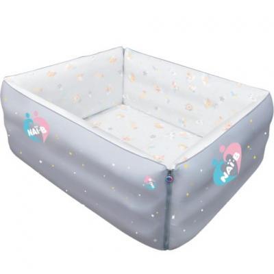 Nai-B Baby Inflatable Versatile Bed คอกกั้นเด็กเป่าลมขนาดใหญ่ Size L (ลด 30% 1-30 ก.ย. 64)