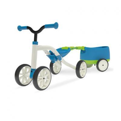 Chillafish - จักรยานทรงตัว รุ่น Quadie + Trailer (ลด 10% 1-30 ก.ย. 64)