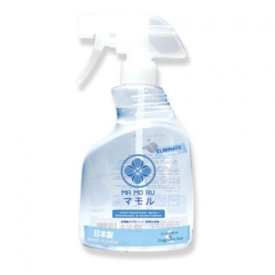 Mamoru care สเปรย์ฆ่าเชื้อและกำจัดกลิ่นอเนกประสงค์ 400 ml. (ลด 10% 1-30 ก.ย. 64)