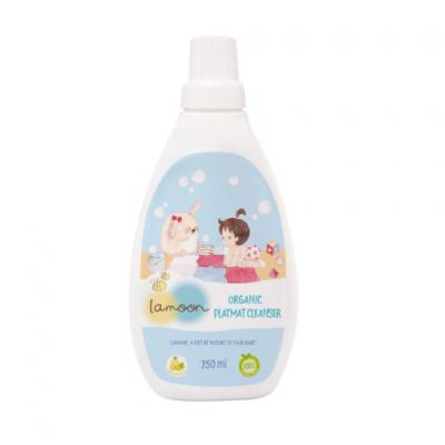 Lamoon น้ำยาเช็ดพื้น 750 มล. Lamoon Playmat Cleanser 750 ml (สมาชิกลด 10% 1-30 ก.ย. 64)
