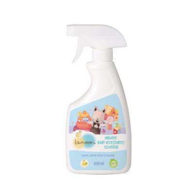 Lamoon น้ำยาทำความสะอาดของใช้เด็ก 500 มล. Lamoon Baby Accessary Cleanser 500 ml (สมาชิกลด 10% 1-30 ก.ย. 64)