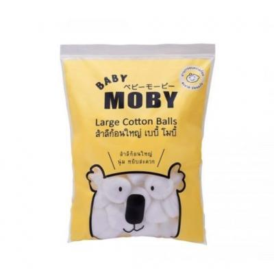 Baby Moby สำลีก้อนใหญ่ Large Cotton Ball