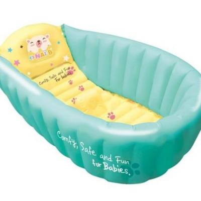 Nai-B Inflatable Baby Bathtub อ่างอาบน้ำเป่าลม (ลด 30% เฉพาะวันที่ 1-31 ต.ค. 64)