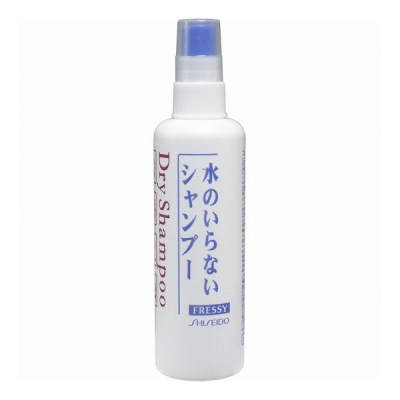 Shiseido Dry Shampoo แชมพูสเปรย์สระผมไม่ต้องล้างน้ำออก